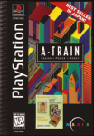 A-Train: Trains - Power - Money - Long Box (Sony PlayStation 1) (NTSC-U) cover