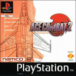 Ace Combat 2 (Sony PlayStation 1) (PAL) cover