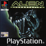 Alien Resurrection (Sony PlayStation 1) (PAL) cover