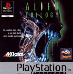 Alien Trilogy (Platinum) (б/у) для Sony PlayStation 1