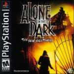 Alone in the Dark: The New Nightmare (б/у) для Sony PlayStation 1