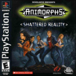 Animorphs: Shattered Reality (Sony PlayStation 1) (NTSC-U) cover