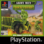 Army Men: Lock 'n' Load (б/у) для Sony PlayStation 1