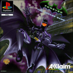 Batman Forever: The Arcade Game (Sony PlayStation 1) (PAL) cover