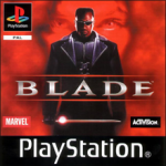 Blade (Sony PlayStation 1) (PAL) cover