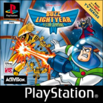 Buzz Lightyear of Star Command (б/у) для Sony PlayStation 1