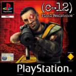 C-12: Final Resistance (Sony PlayStation 1) (PAL) cover