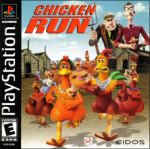 Chicken Run (Sony PlayStation 1) (NTSC-U) cover