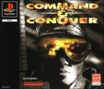 Command & Conquer (Sony PlayStation 1) (PAL) cover