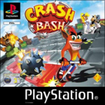 Crash Bash (Sony PlayStation 1) (PAL) cover