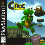 Croc: Legend of the Gobbos (Sony PlayStation 1) (NTSC-U) cover
