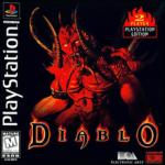 Diablo (Sony PlayStation 1) (NTSC-U) cover
