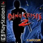 Dino Crisis 2 (Sony PlayStation 1) (NTSC-U) cover