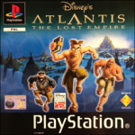 Disney's Atlantis: The Lost Empire (б/у) для Sony PlayStation 1