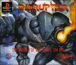 Disruptor (Sony PlayStation 1) (PAL) cover