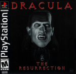 Dracula: The Resurrection (Sony PlayStation 1) (NTSC-U) cover