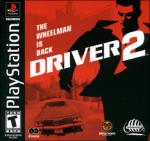 Driver 2 (Sony PlayStation 1) (NTSC-U) cover