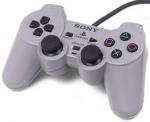 Gamepad DualShock (Grey) (used) (Sony PlayStation 1) (PS1)