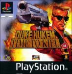 Duke Nukem: Time to Kill (Sony PlayStation 1) (PAL) cover