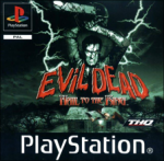 Evil Dead: Hail to the King (Sony PlayStation 1) (PAL) cover