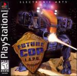 Future Cop: L.A.P.D. (Sony PlayStation 1) (NTSC-U) cover