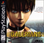 Galerians (Sony PlayStation 1) (NTSC-U) cover