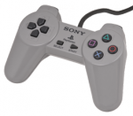 Геймпад (б/у) для Sony Playstation 1
