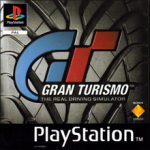 Gran Turismo (Sony PlayStation 1) (PAL) cover