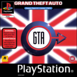 Grand Theft Auto Mission Pack #1: London 1969 (Sony PlayStation 1) (PAL) cover