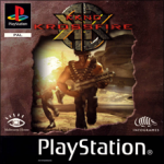 KKND: Krossfire (Sony PlayStation 1) (PAL) cover