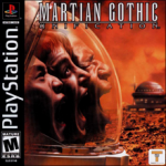 Martian Gothic: Unification (Sony PlayStation 1) (NTSC-U) cover