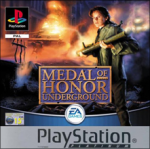 Medal of Honor Underground (Platinum) (б/у) для Sony PlayStation 1