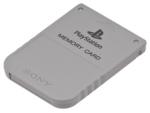 Карта памяти - серая (б/у) для Sony PlayStation 1