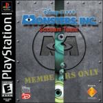 Monsters, Inc. Scream Team (Sony PlayStation 1) (NTSC-U) cover