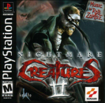 Nightmare Creatures II (б/у) для Sony PlayStation 1