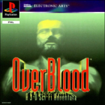 OverBlood (Sony PlayStation 1) (PAL) cover