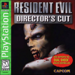 Resident Evil: Director's Cut (Greatest Hits) (Sony PlayStation 1) (NTSC-U) cover