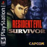 Resident Evil: Survivor (Sony PlayStation 1) (NTSC-U) cover