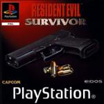 Resident Evil: Survivor (Sony PlayStation 1) (PAL) cover