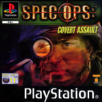 Spec Ops: Covert Assault (б/у) для Sony PlayStation 1