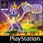 Spyro the Dragon (Sony PlayStation 1) (PAL) cover