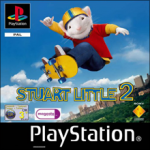 Stuart Little 2 (Sony PlayStation 1) (PAL) cover