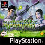 Syphon Filter 2 (Sony PlayStation 1) (PAL) cover
