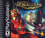 The Legend of Dragoon (Sony PlayStation 1) (NTSC-U) cover