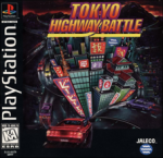 Tokyo Highway Battle (Sony PlayStation 1) (NTSC-U) cover