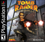 Tomb Raider Chronicles (б/у) для Sony PlayStation 1