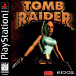 Tomb Raider (Sony PlayStation 1) (NTSC-U) cover