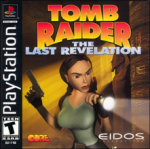 Tomb Raider: The Last Revelation (Sony PlayStation 1) (NTSC-U) cover