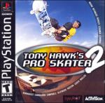 Tony Hawk's Pro Skater 2 (Sony PlayStation 1) (NTSC-U) cover