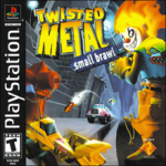 Twisted Metal: Small Brawl (Sony PlayStation 1) (NTSC-U) cover